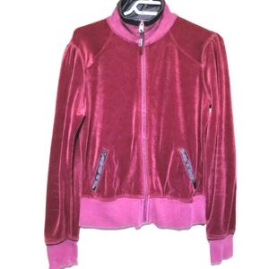 RARE Lululemon Velour Zip-Up Jacket